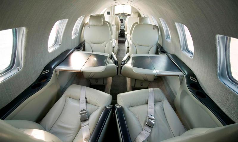 Cessna Citation 550 Bravo Light Jet