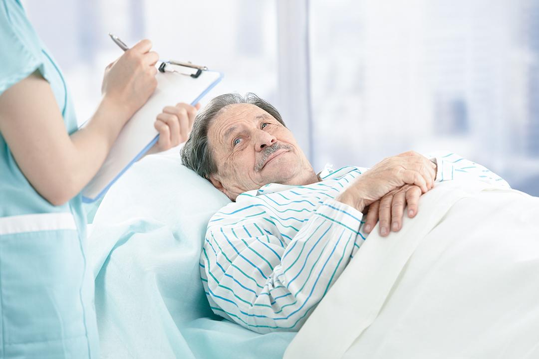 Doktor ve hastalar