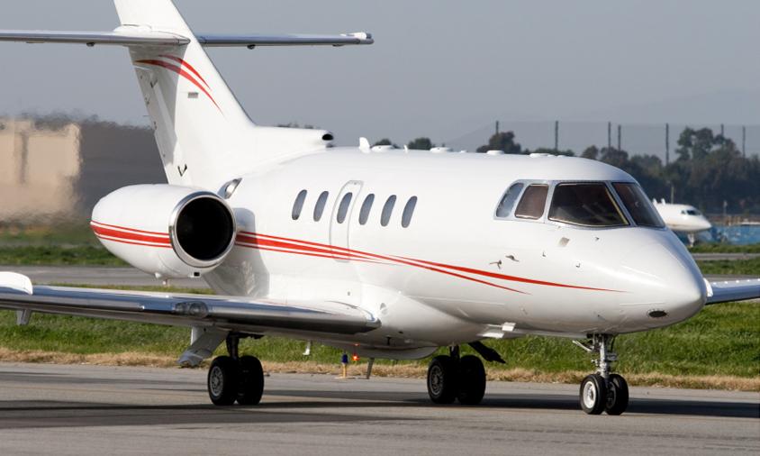 Ambulanz-Jet