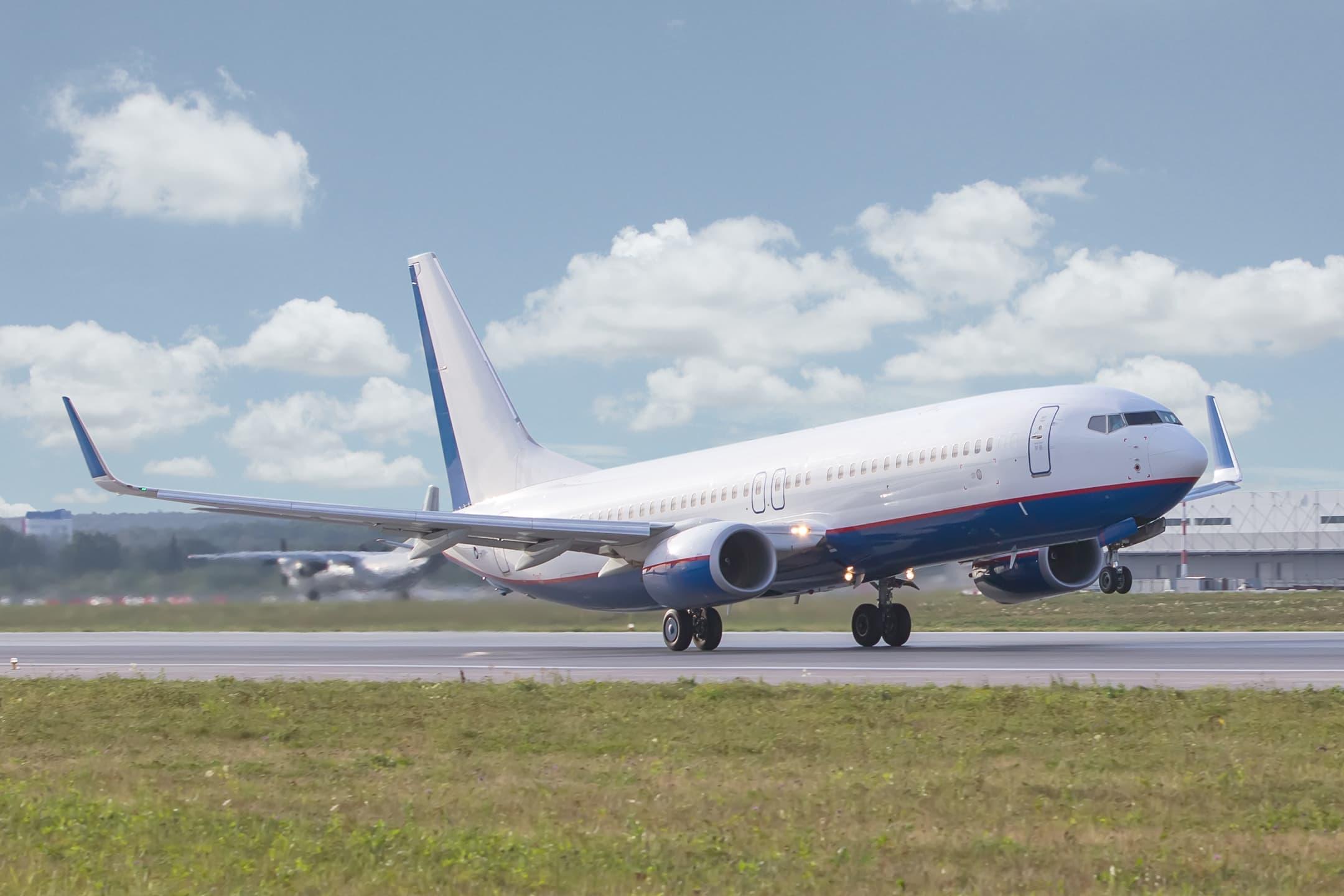 Linienflugzeug – wirtschaftlich auf langen Strecken
