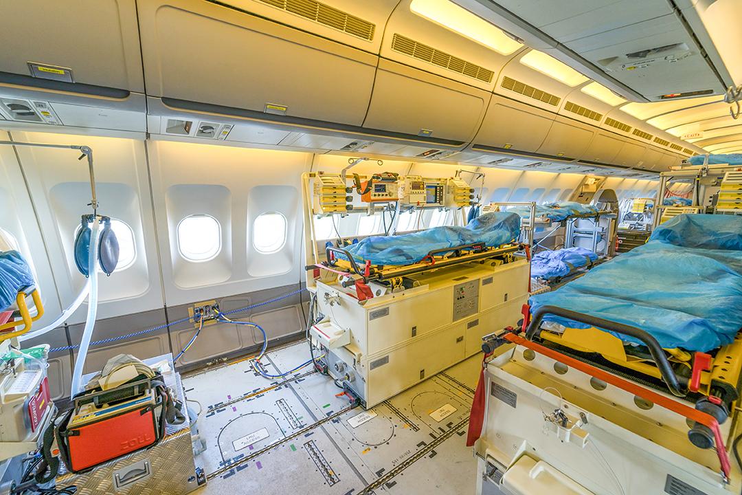 Medizinische Luftevakuierung