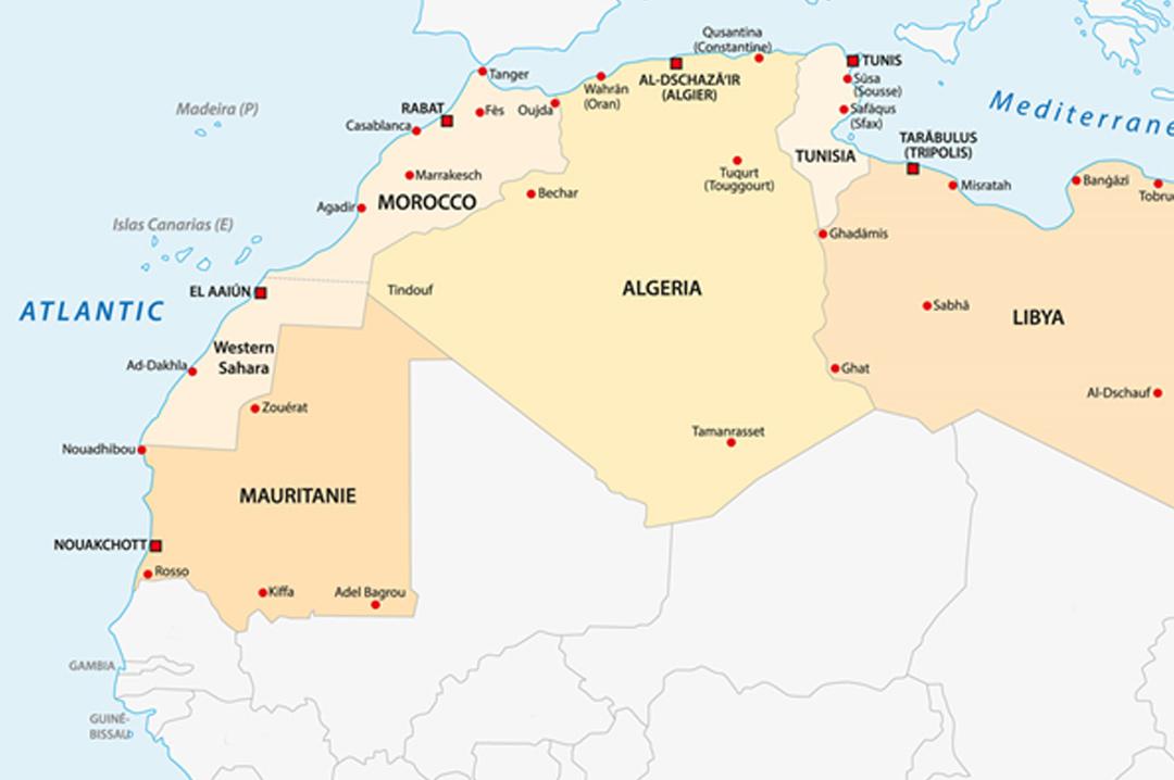 Rapatriement sanitaire Maroc, Algérie, Tunisie