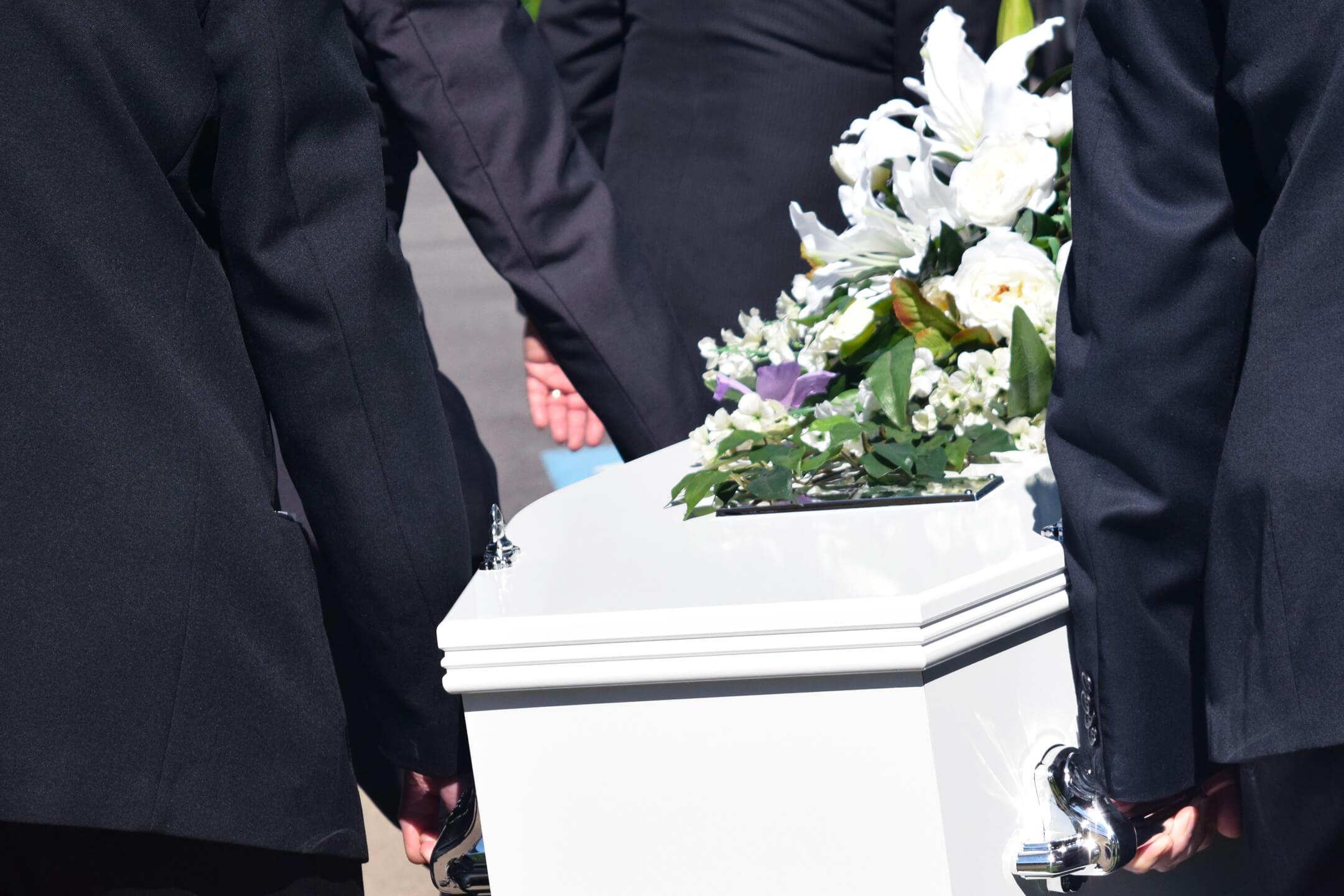 Repatriierung von Verstorbenen