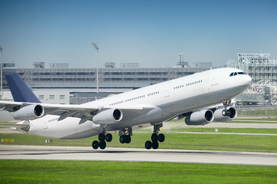 Linienflugzeug