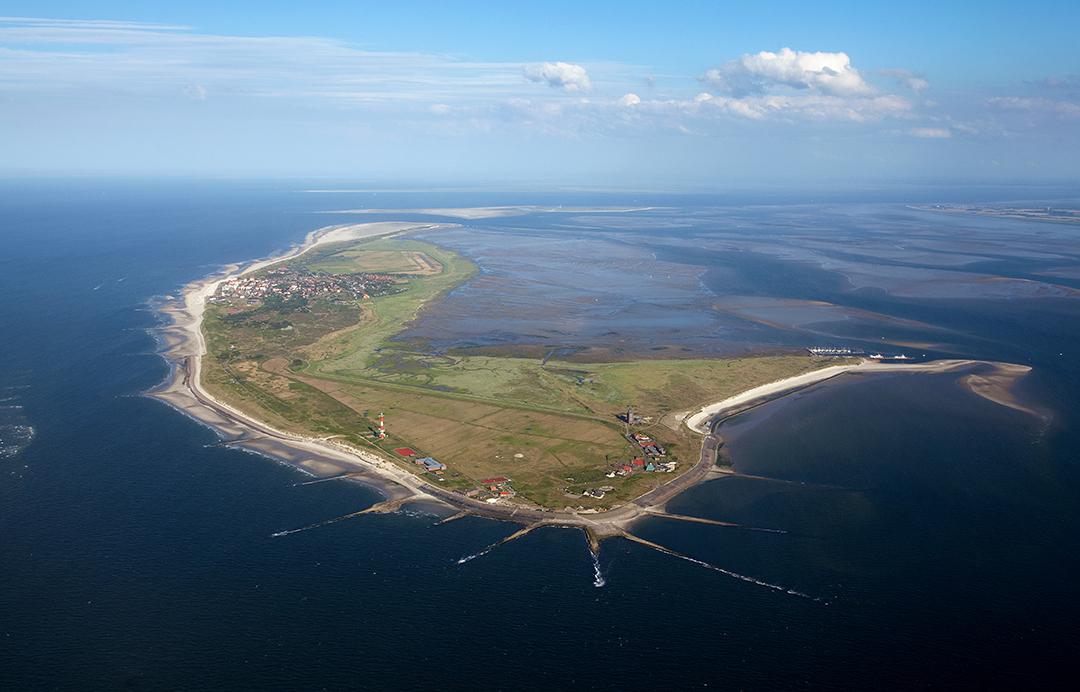 Wangerooge (Luftbild)