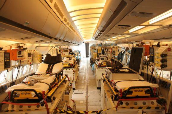 Transport z zagranicy w przypadkach katastrof