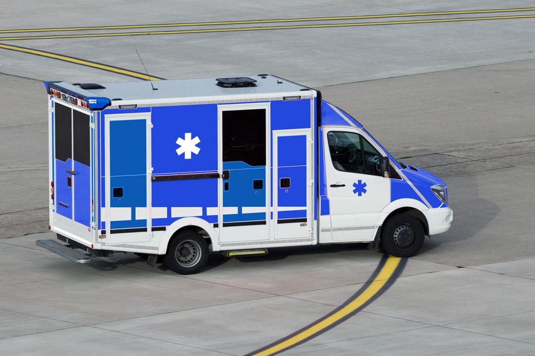 L'ambulance : une alternative pertinente à l'avion sanitaire ?
