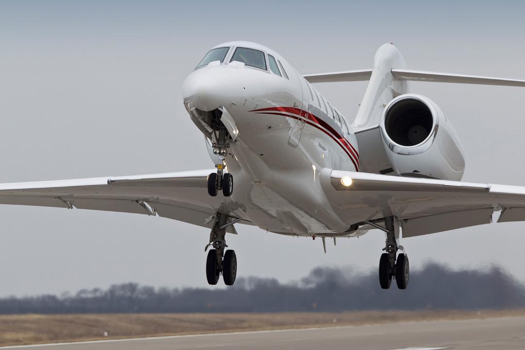 Avion sanitaire : Appareil d'urgence à portée de main