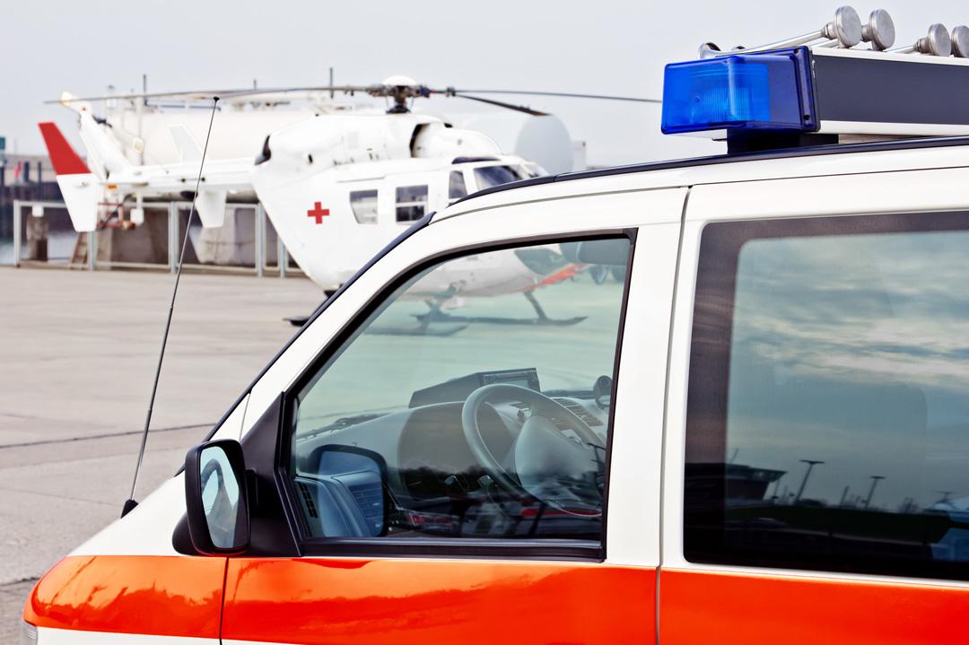 Rücktransport im Krankenwagen: Immer eine Fallentscheidung