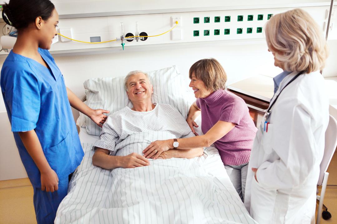 Doktor, hasta ve yakınları