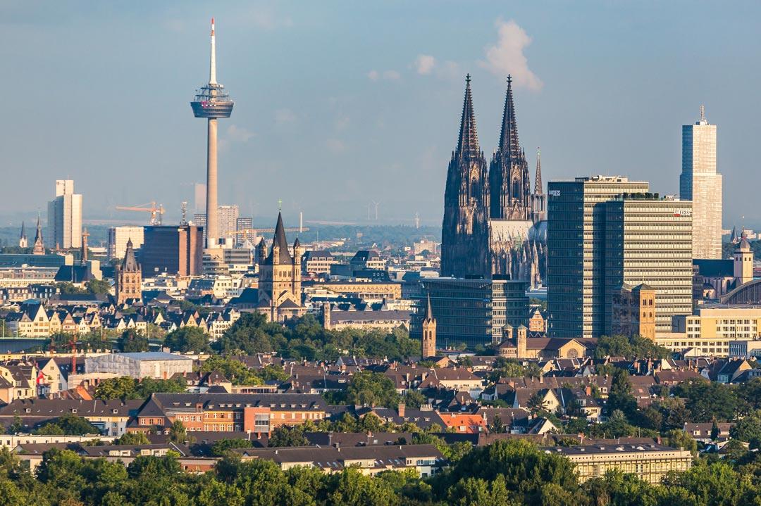 Von Köln nach Zweibrücken