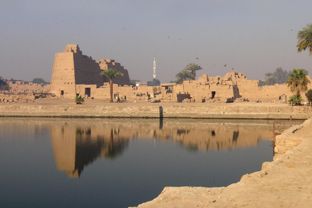 Rücktransport aus Ägypten