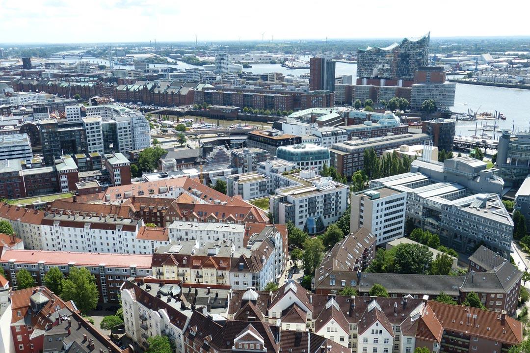 Flugambulanz in Hamburg (Deutschland)