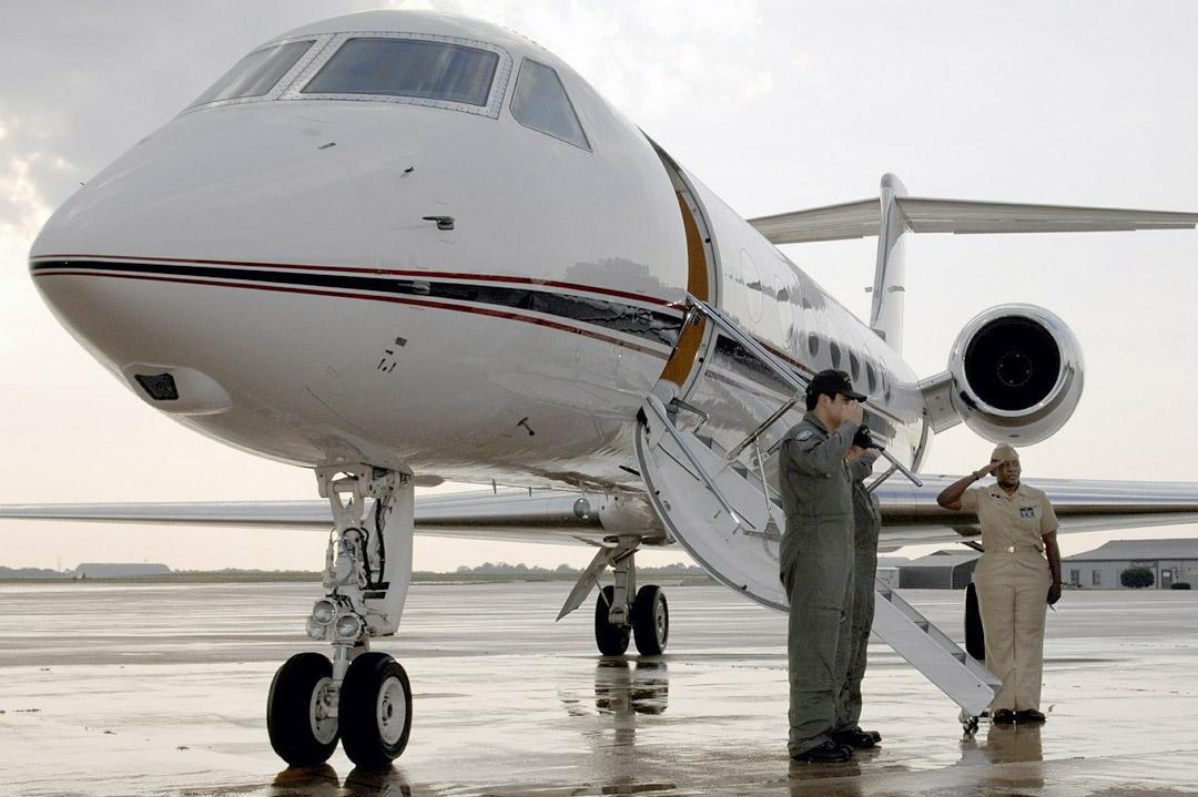 VIP-Ambulanzflug für irakischen Staatspräsidenten