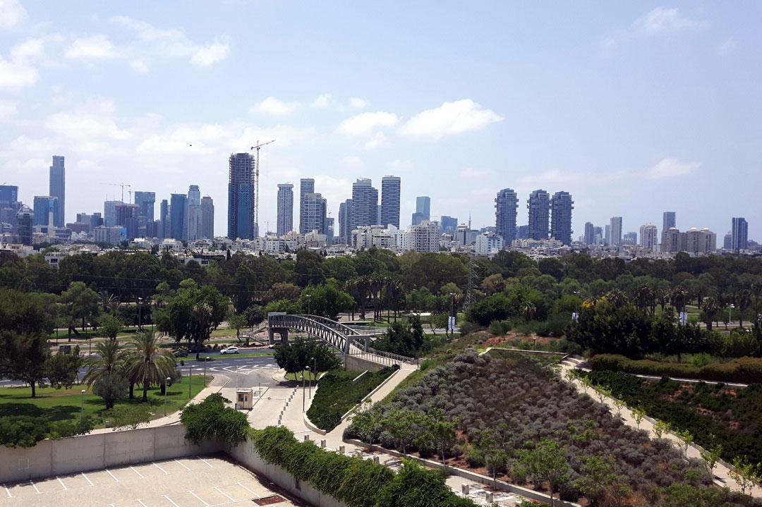 Patientenverlegung aus Israel