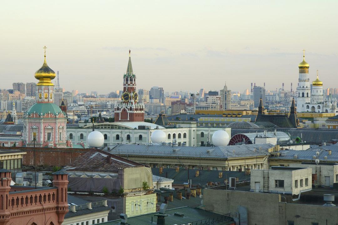 Patientenverlegung aus Moskau