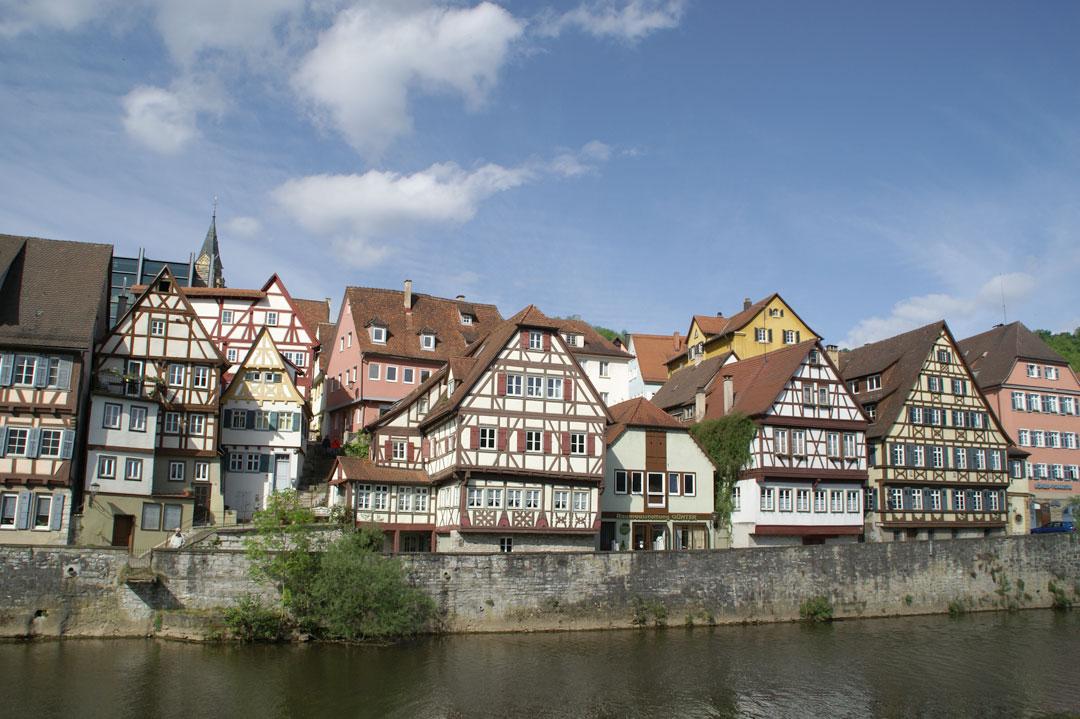 Auslandsrückholung nach Schwäbisch Hall (Deutschland)