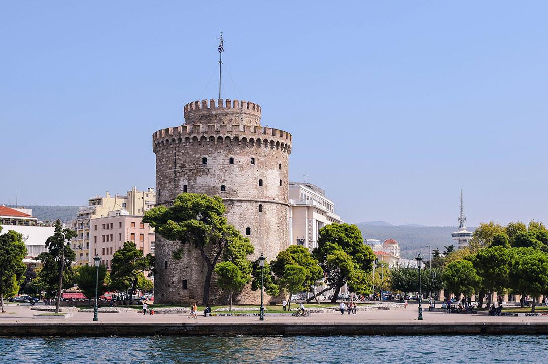 Rücktransport von Thessaloniki (Griechenland)