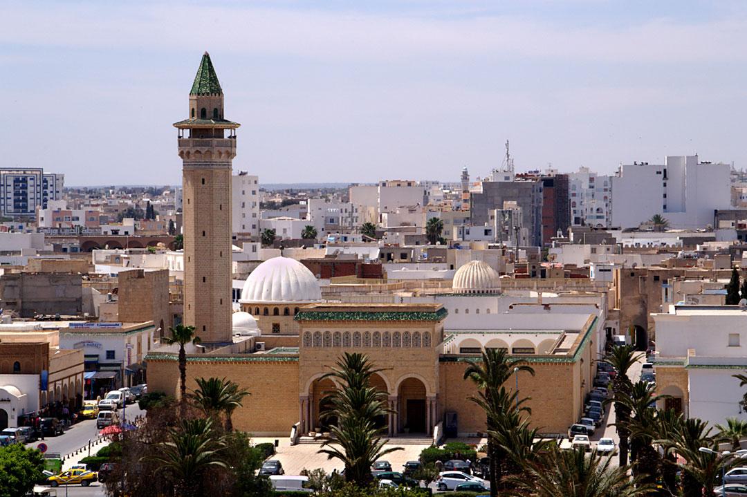 Berlin: Intensivtransport aus Tunis (Tunesien)