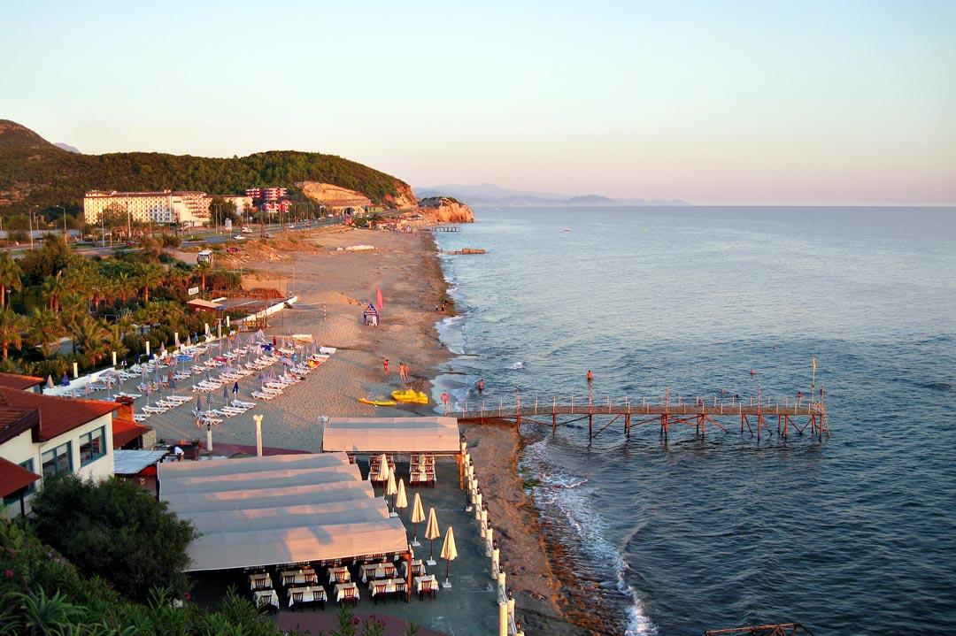 Rücktransport in die Türkei