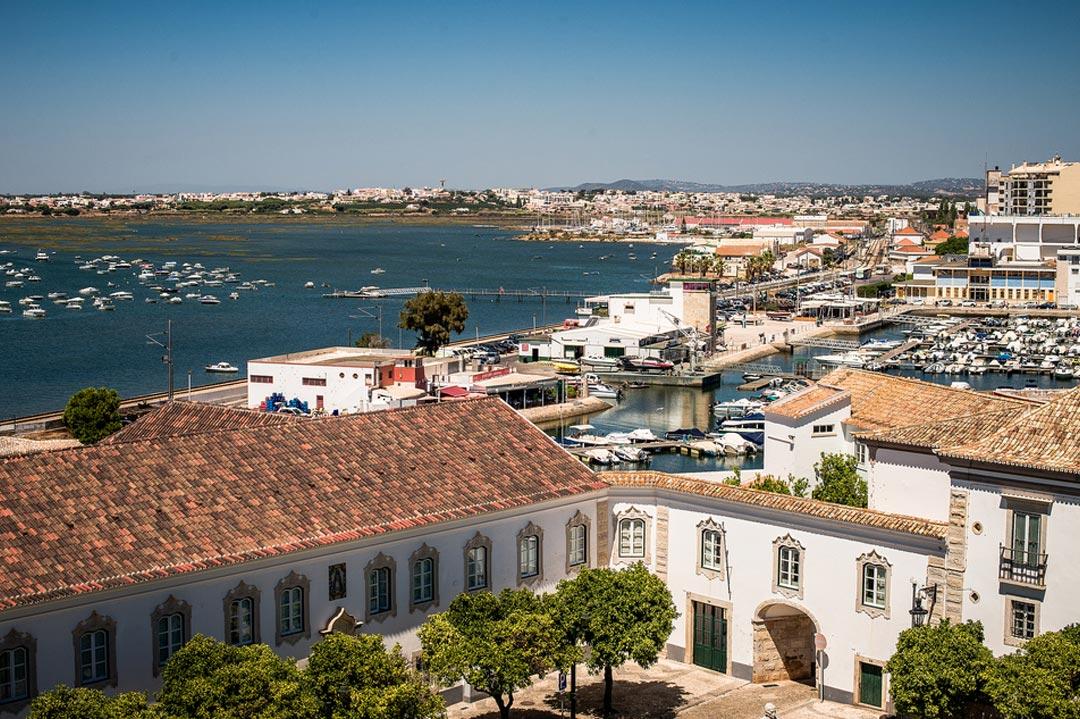 Repatriëring uit Faro (Portugal)