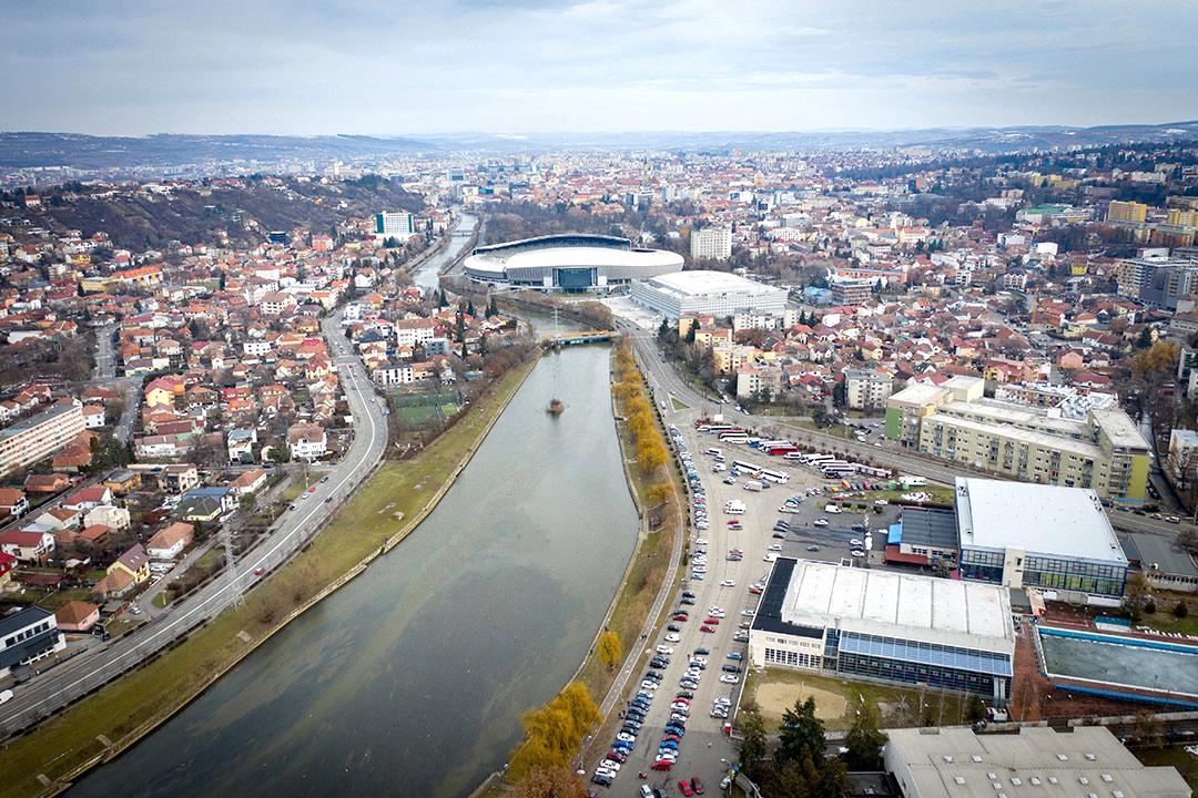 Medical repatriation Cluj
