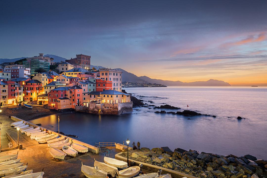 Rapatriement sanitaire Gênes