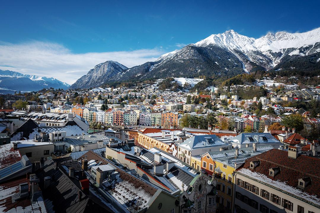 Medical repatriation Innsbruck