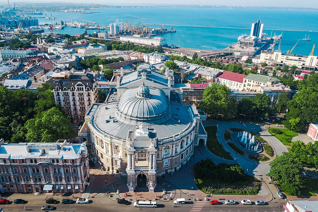 Rapatriement sanitaire Odessa