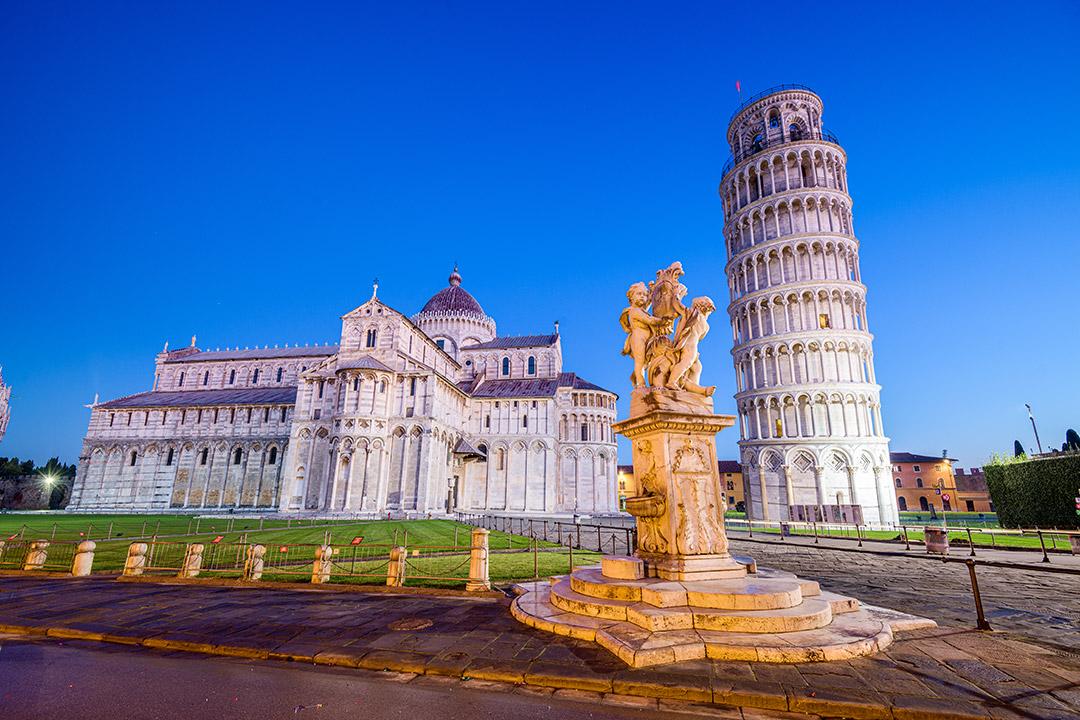 Medical repatriation Pisa