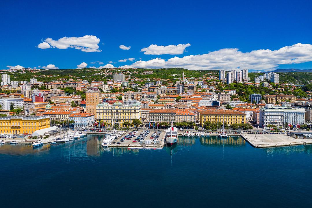 Rapatriement sanitaire Rijeka