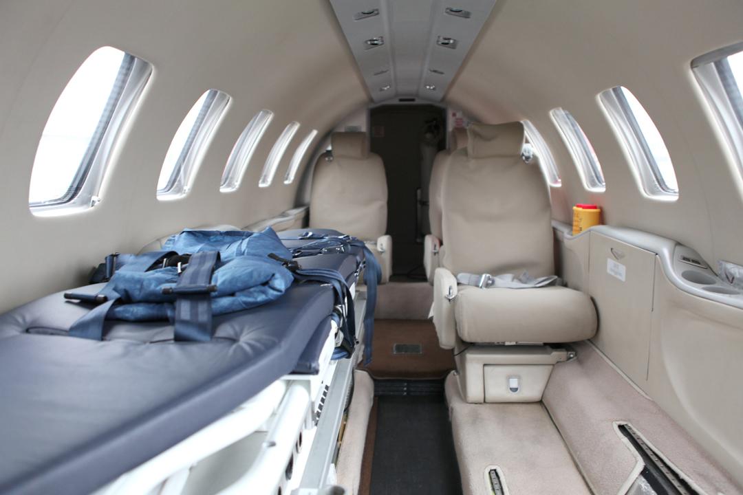 Rimpatrio in aereo