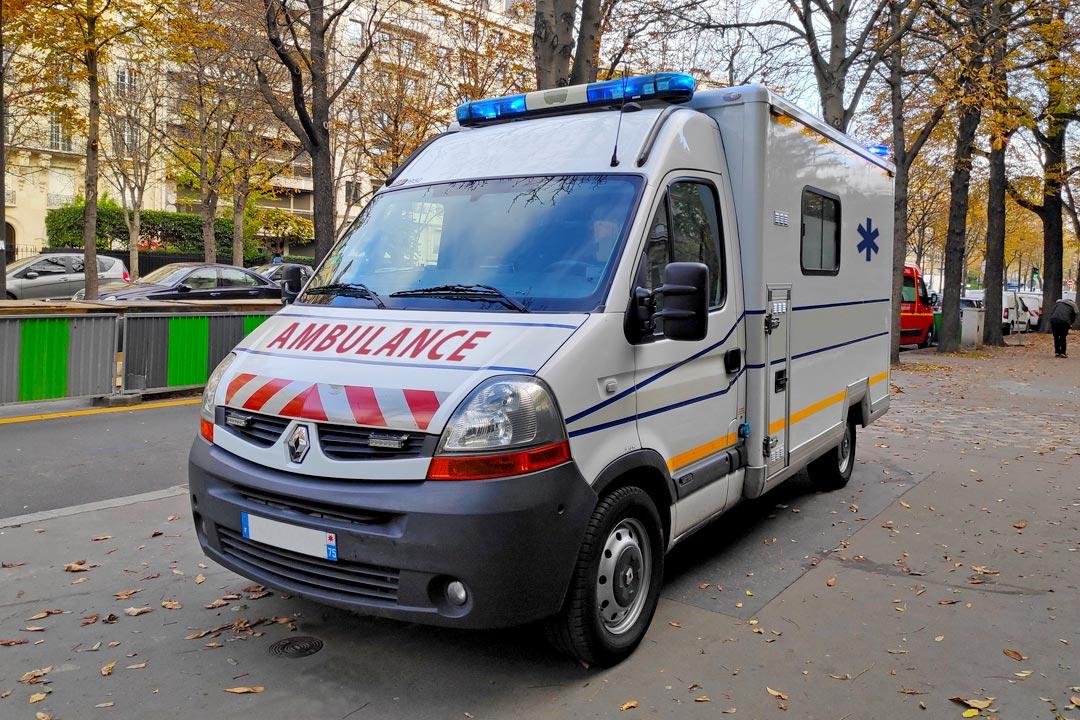 Différence entre ambulances de catégories C et A