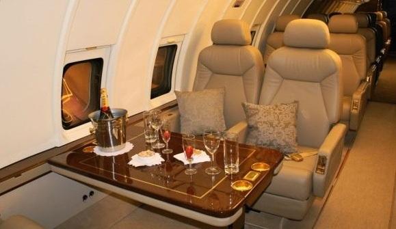 transport chorych samolotem - usługi VIP