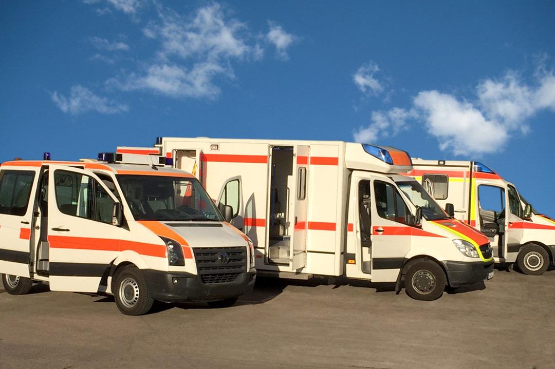 Krankenwagen & Rettungswagen