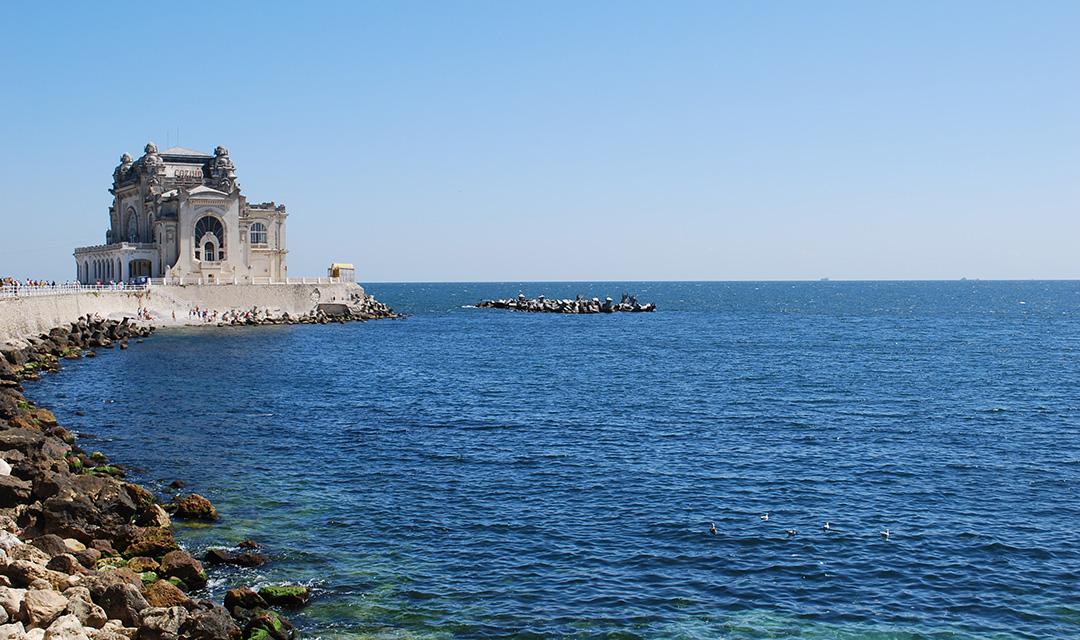 Rumänien-Schwarzmeerküste