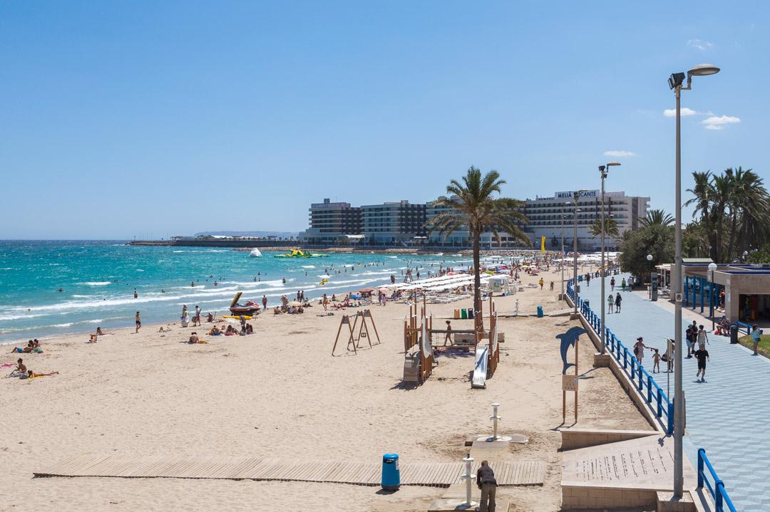 Rücktransport aus Alicante (Spanien)