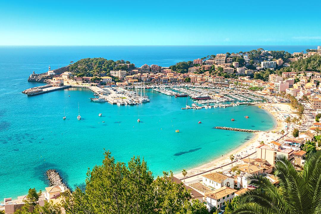 Auslandsrückholung von Mallorca (Spanien)