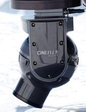 Filmaufnahmen im Helikopter - Cineflex