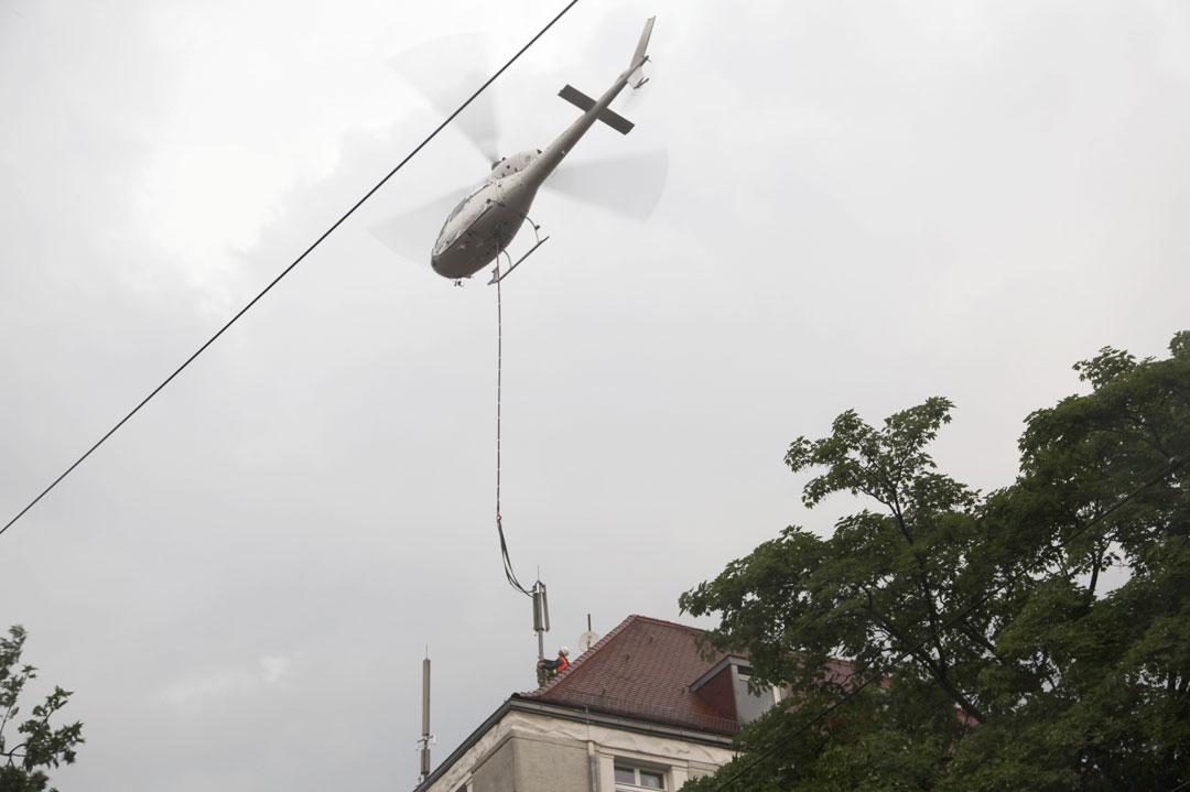 Helicopter Leipzig