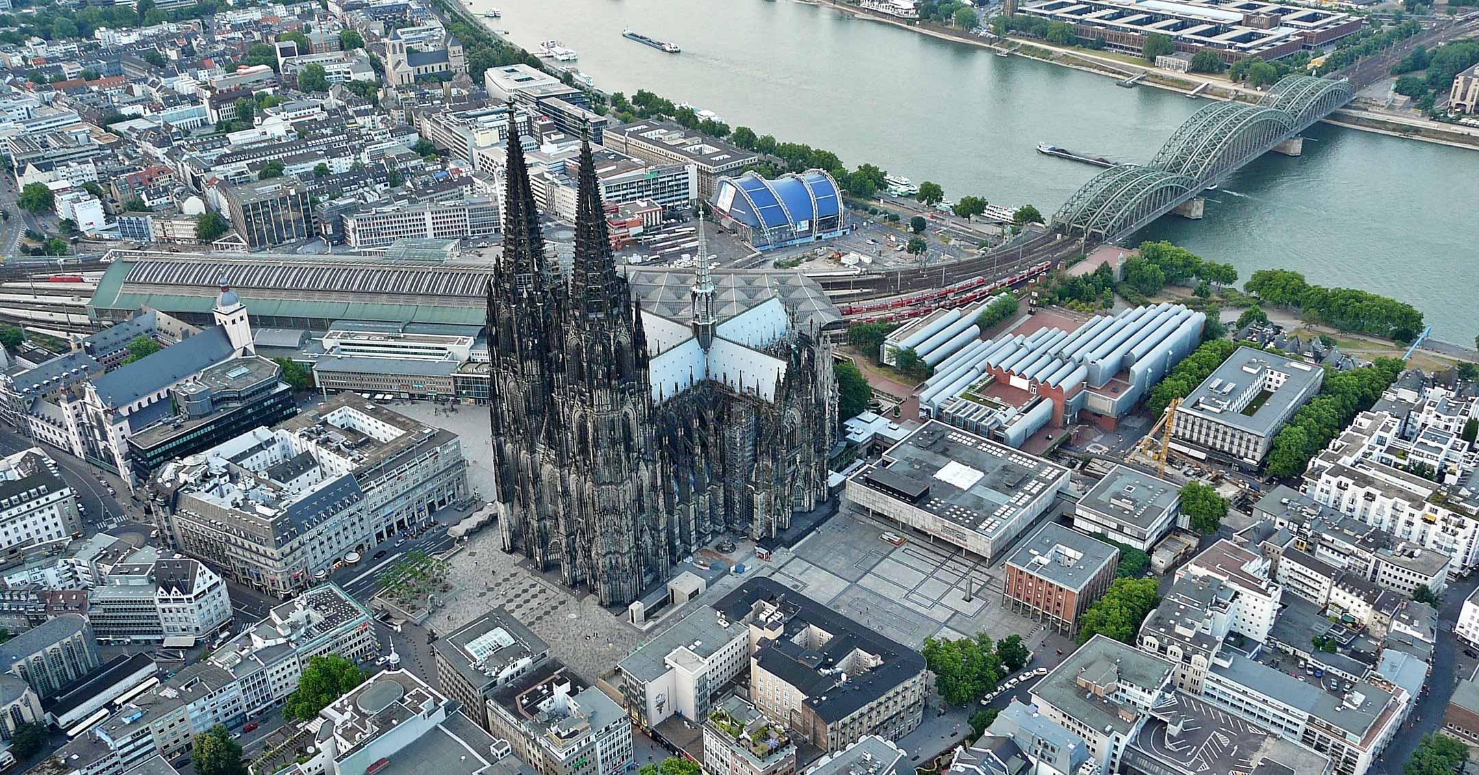 Luftfracht Hubschrauber Köln