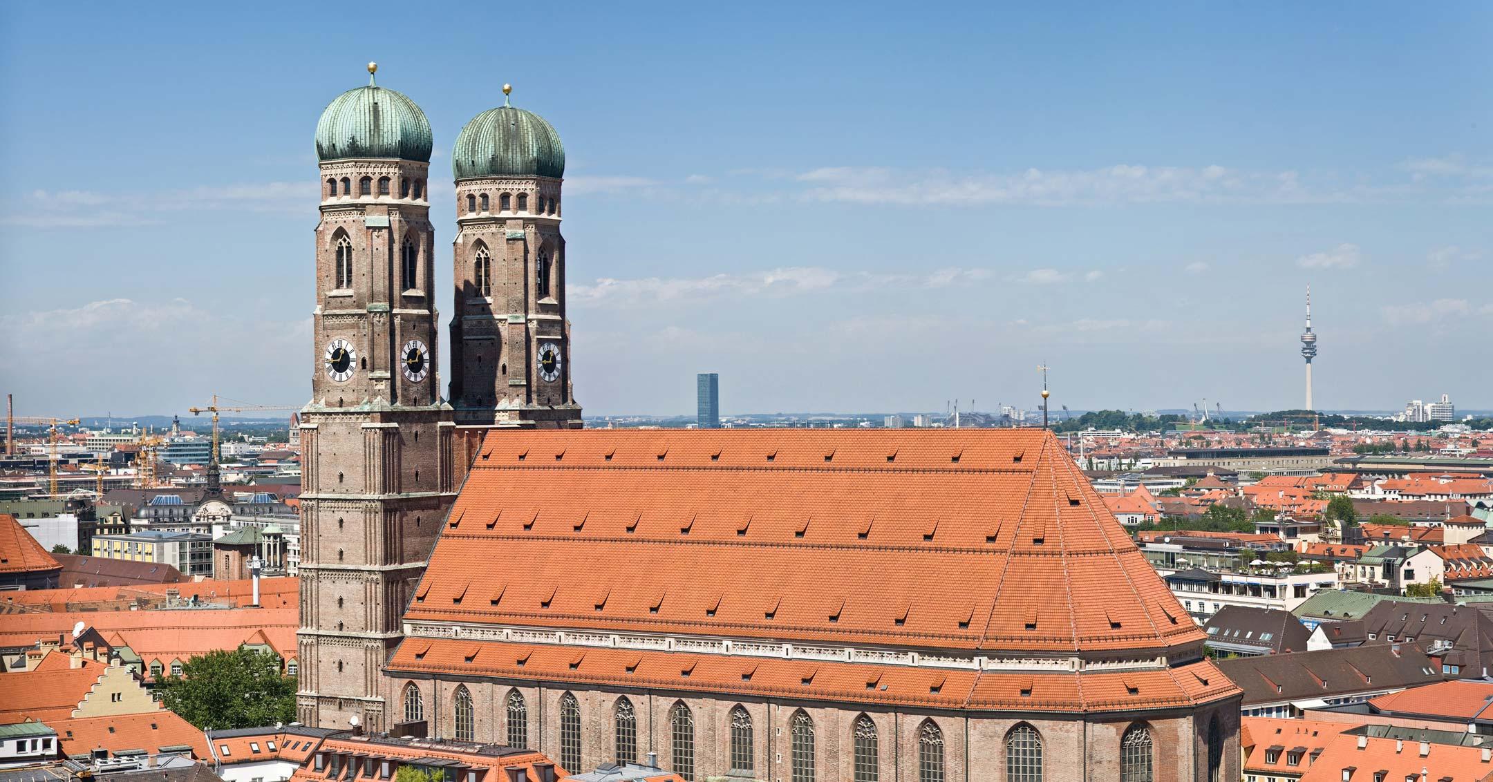 Luftfracht Hubschrauber München