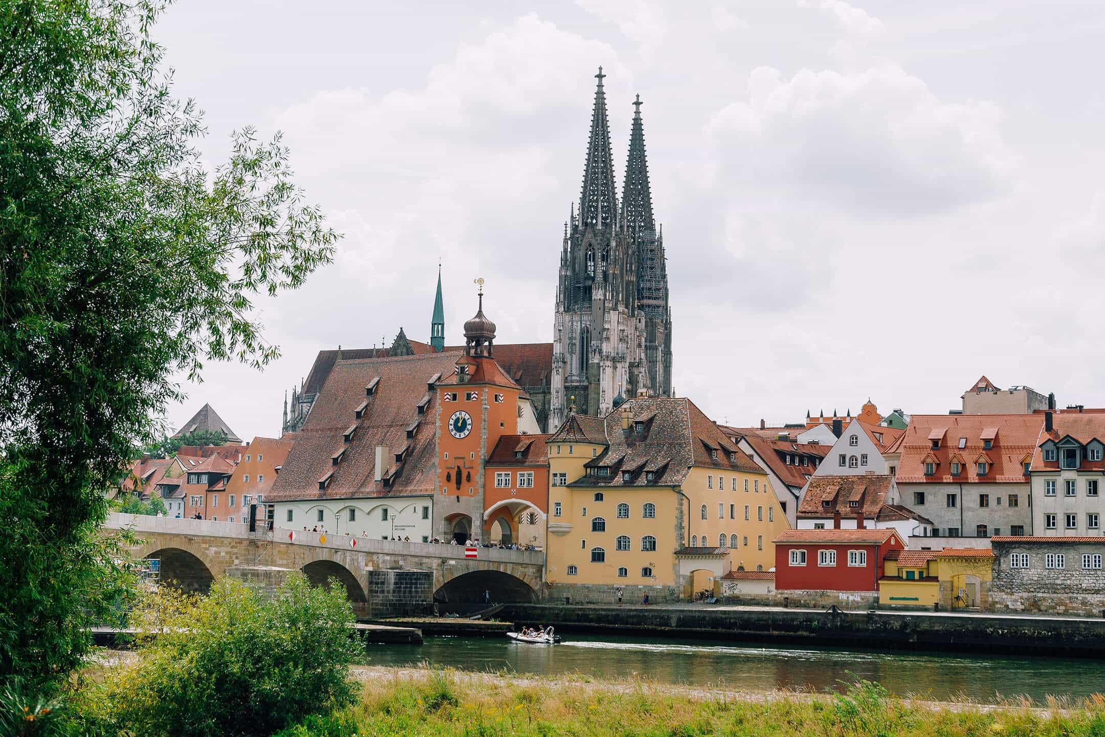 Luftfracht Hubschrauber Regensburg