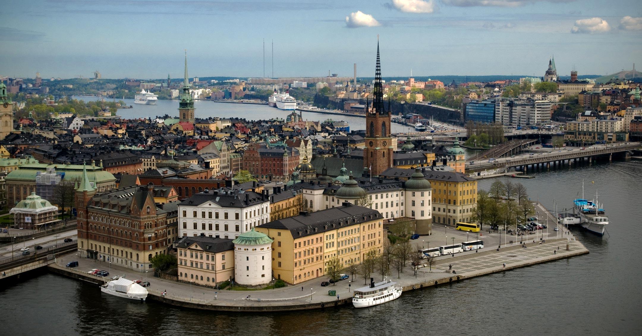 Luftfracht Hubschrauber Schweden