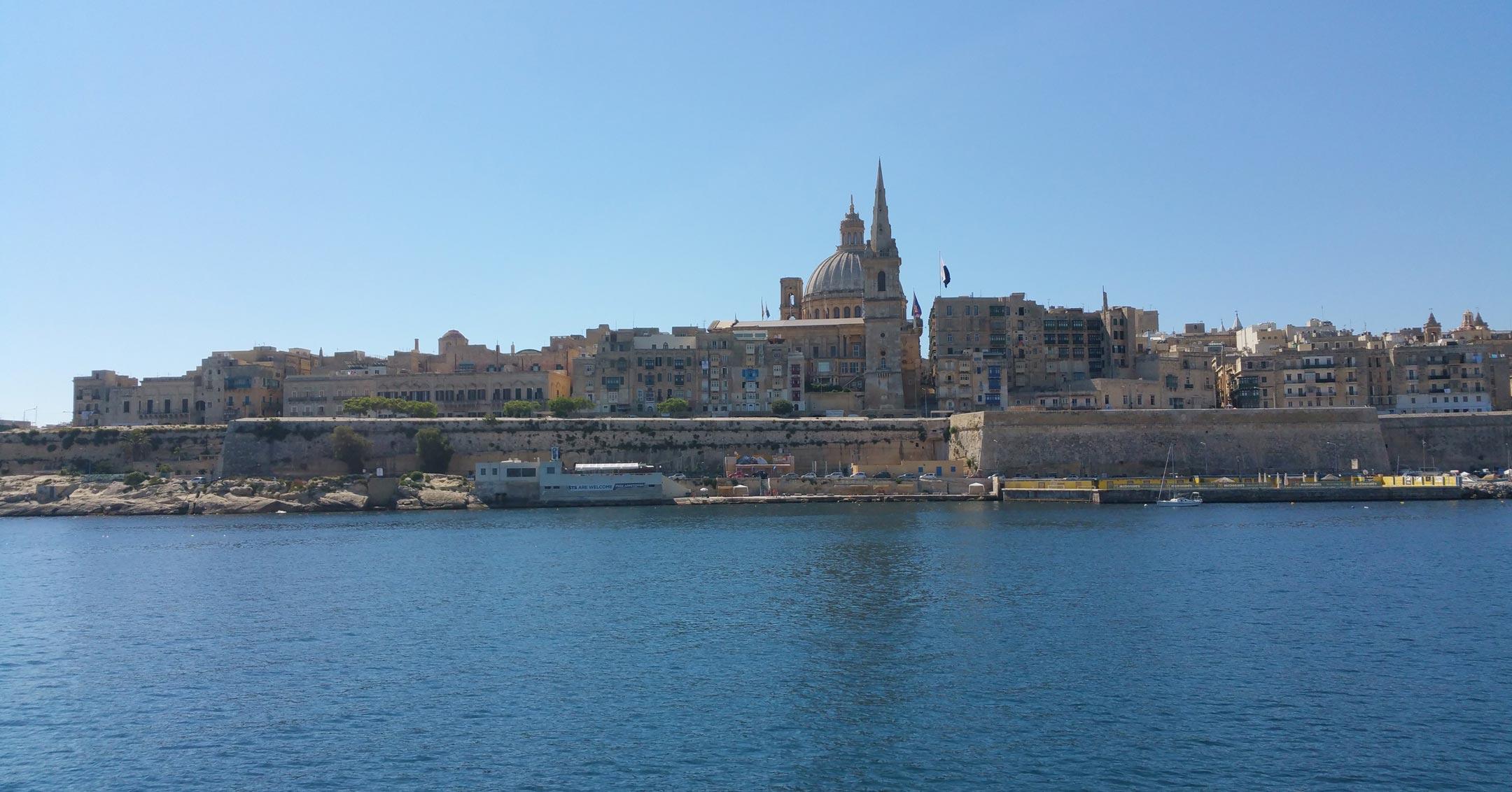 Luftfracht Hubschrauber Malta