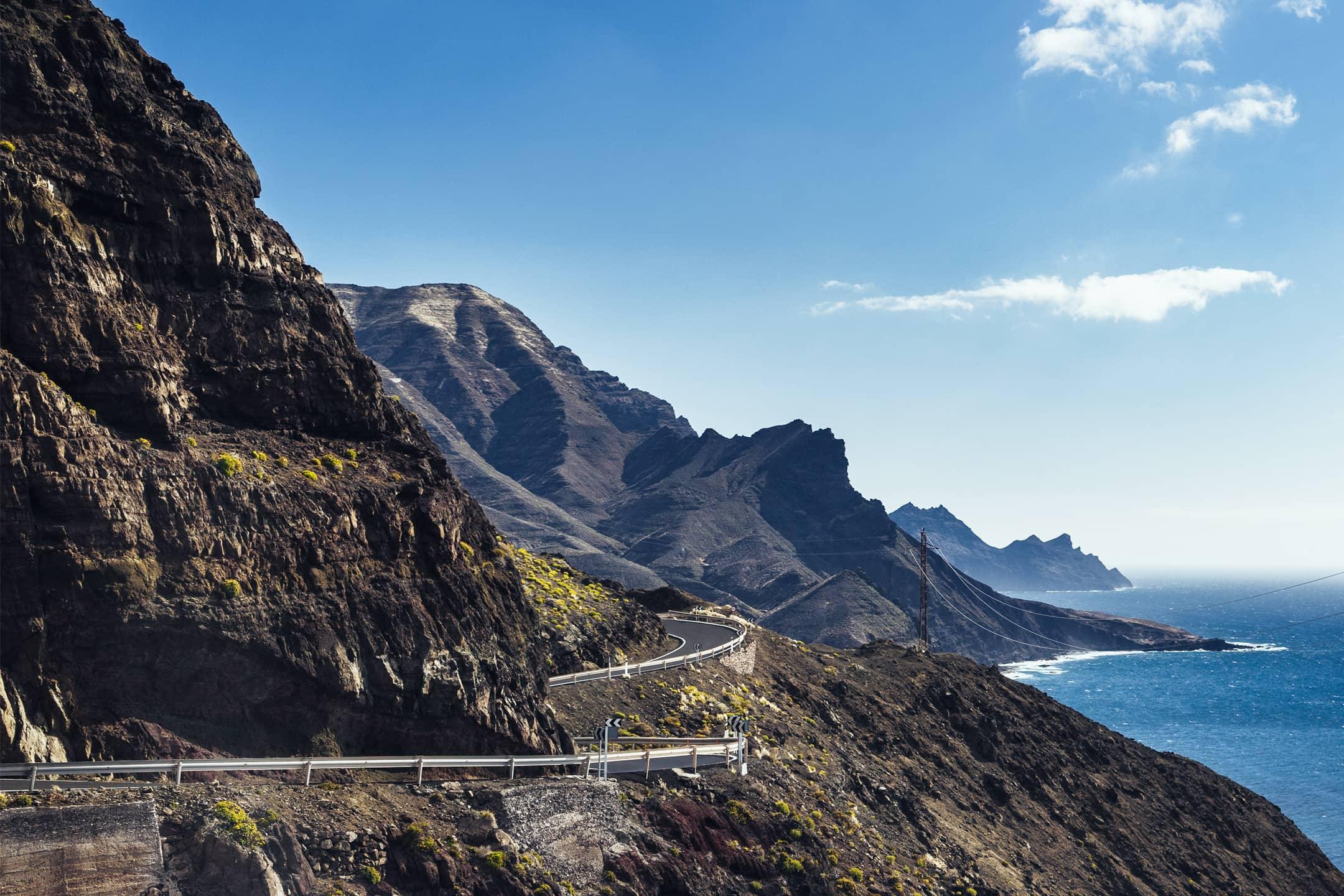 Krankenrücktransport von Gran Canaria