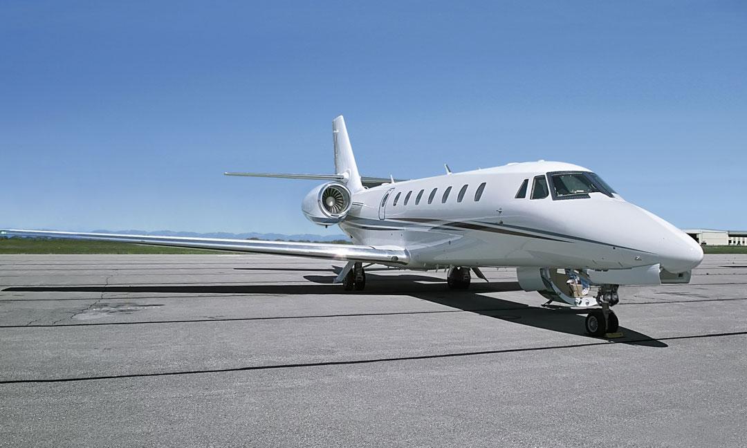 Affitto jet privato