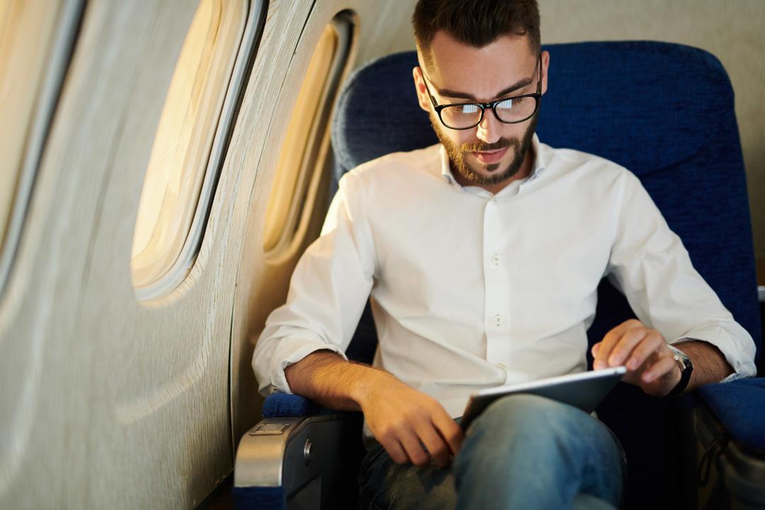 I vantaggi di un aereo privato
