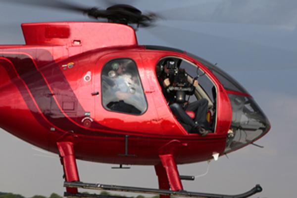 Film-Helikopter