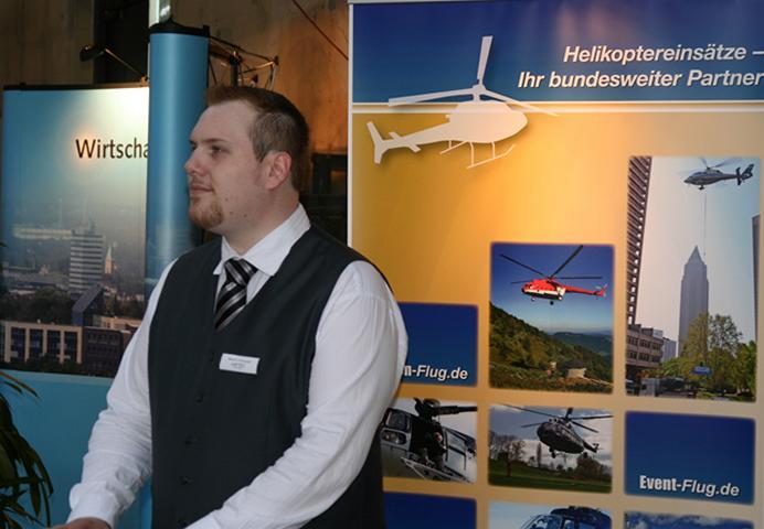 Event-Flug.de am Tag der Wirtschaft
